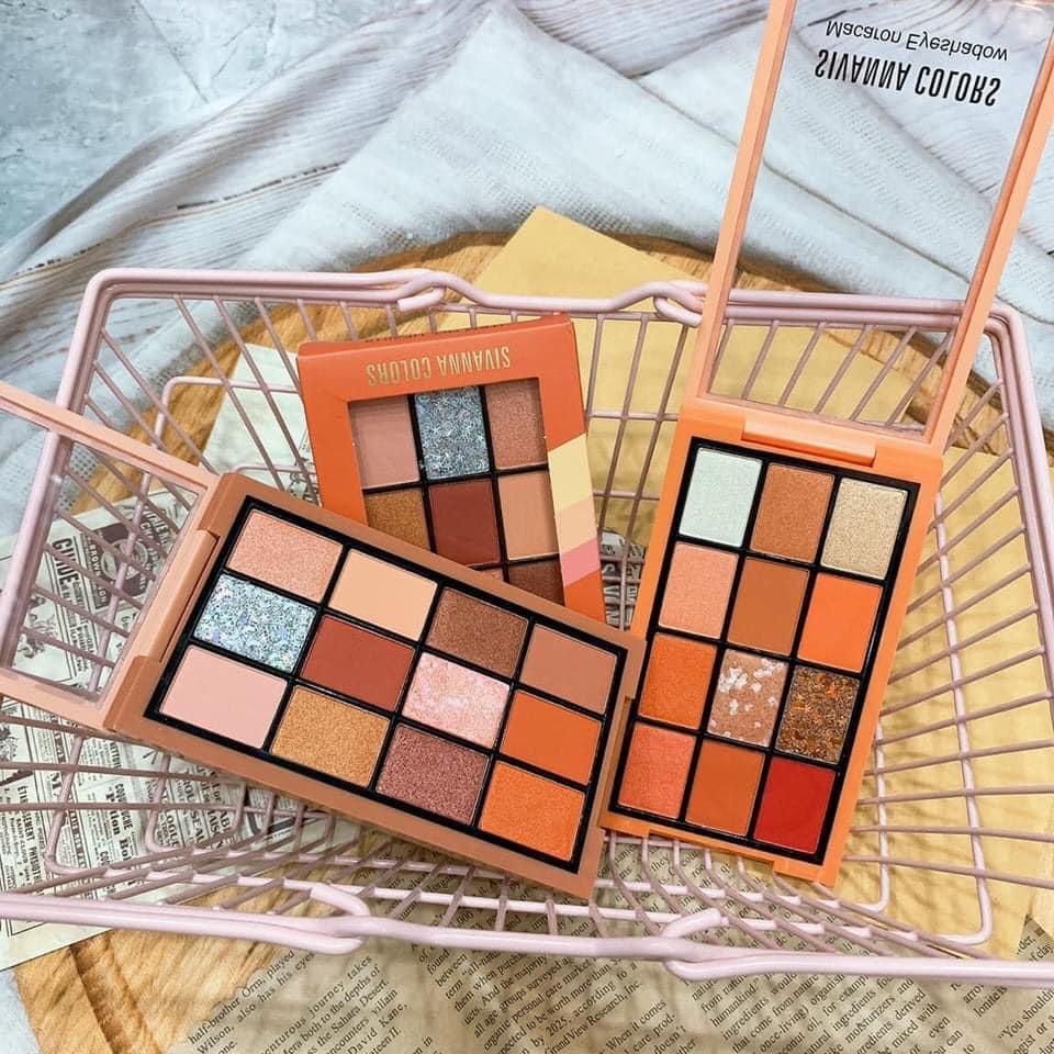 Phấn Mắt Sivanna Colors Macaron Eyeshadow HF3019 No.03