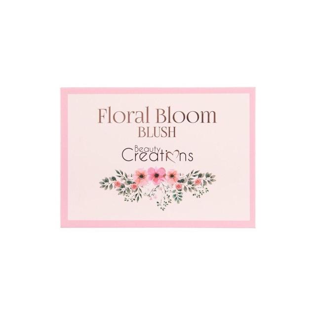 Bảng Má Hồng Beauty Creations Floral Bloom Blush (6 Ô)