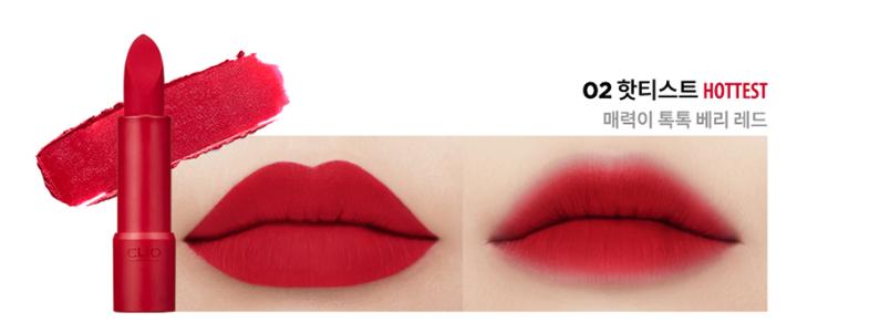 Son Rouge Heel Velvet Clio #02 Hottest