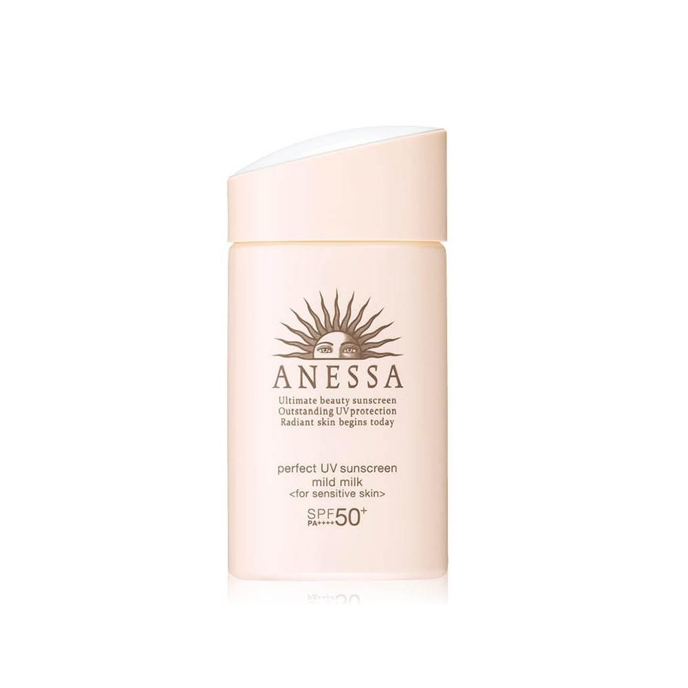 Sữa Chống Nắng Anessa Perfect UV Sunscreen Mild Milk 60ML