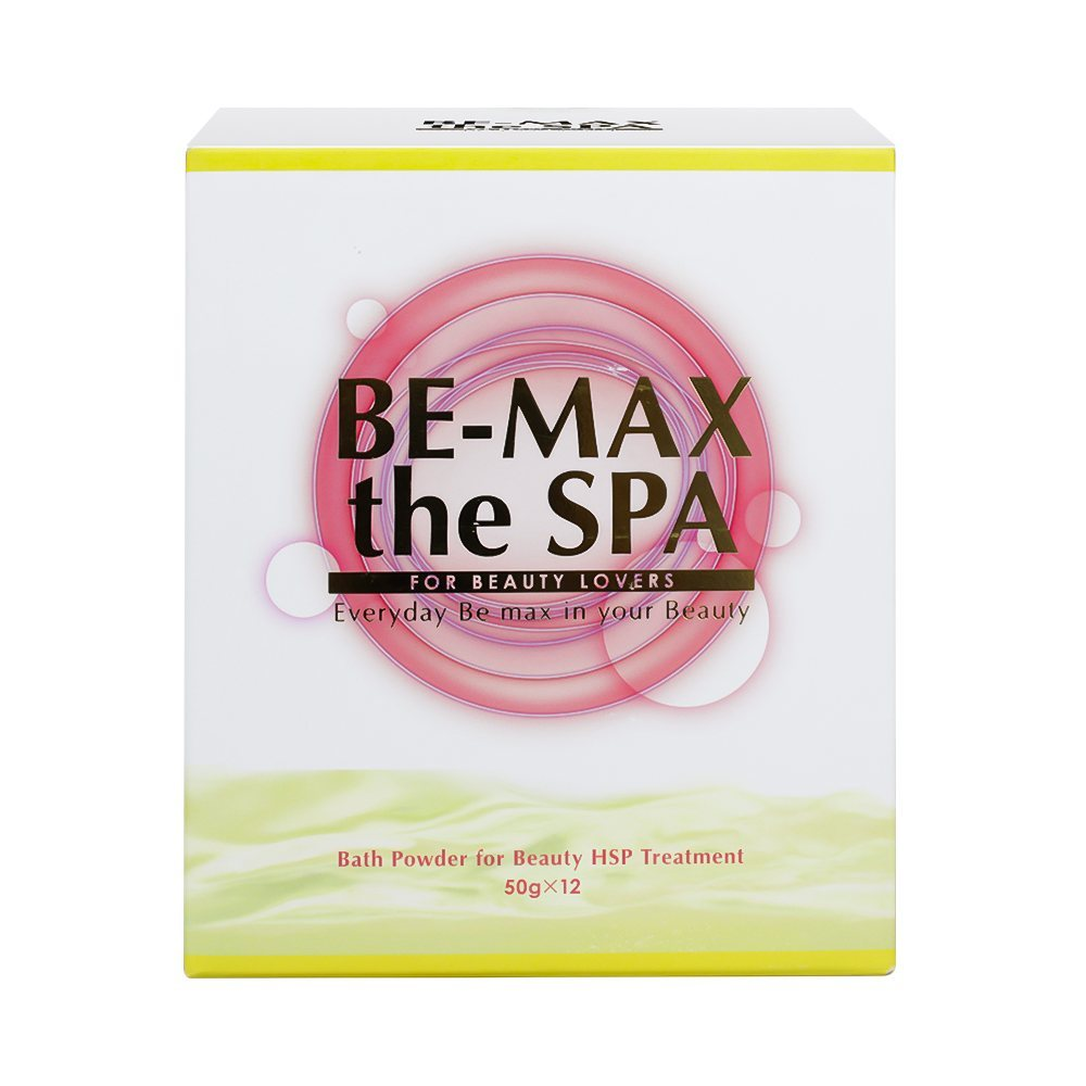 Bột Tắm Trắng Be-Max The Spa For Beauty Lovers 50g
