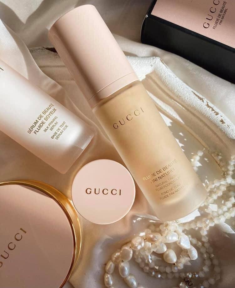 Kem Nền Gucci Fluide De Beauté Fini Naturel #120N Fair 30ml
