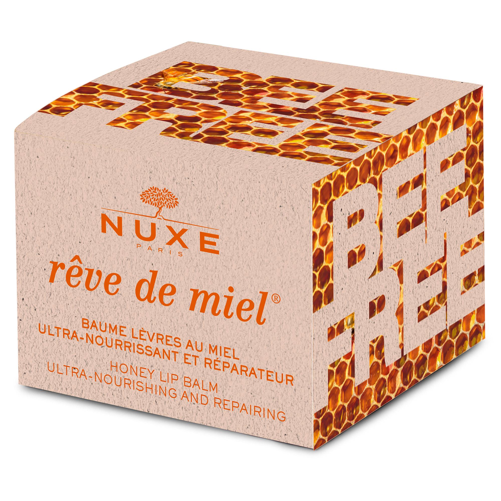 [ Phiên Bản Giới Hạn] Dưỡng Môi Nuxe Reve de Miel Lip Balm Bee Free 15g