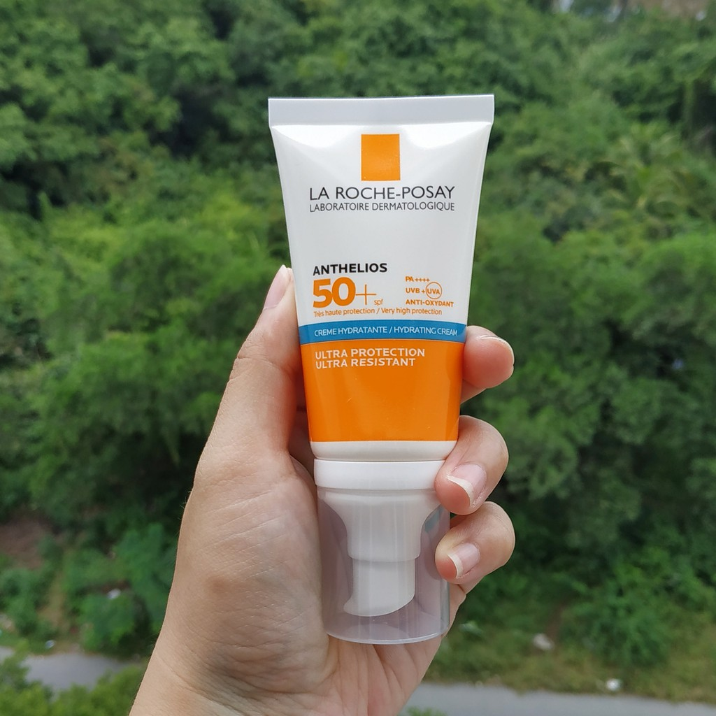 Kem Chống Nắng Cho Da Khô La Roche-Posay Anthelios Ultra Resistant Hydrating SPF 50+ Cream 50ml