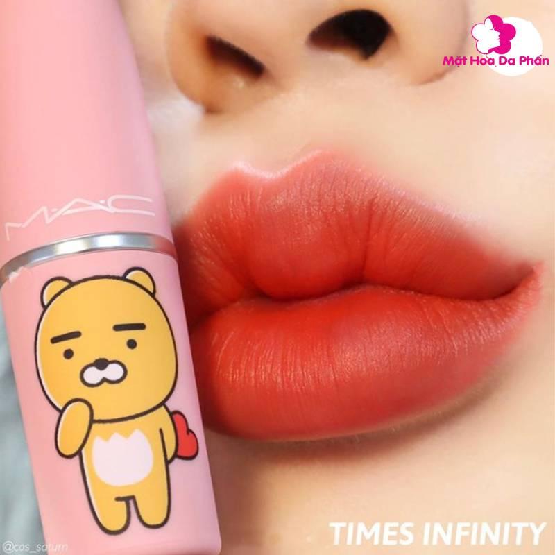 [Phiên Bản Giới Hạn] Son Mac Kakao Friends Love You #Times Infinity