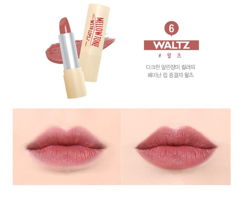 Son G9 Mellow Tone With Lip Waltz