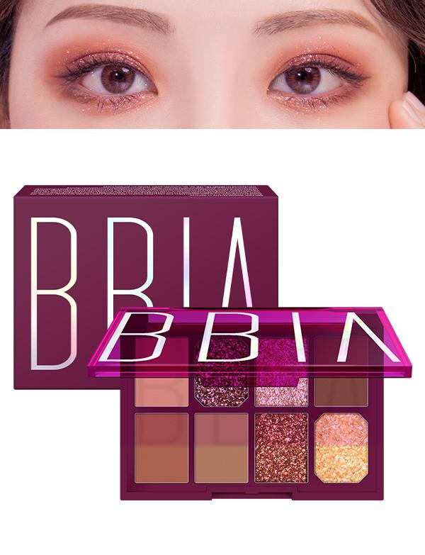 Bảng Màu Mắt BBia Final Shadow Palette #03 Fruit Combo 11g