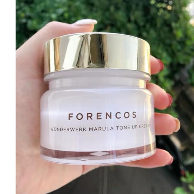 Kem Dưỡng Forencos Wonderwerk Marula Tone Up Cream 50ml