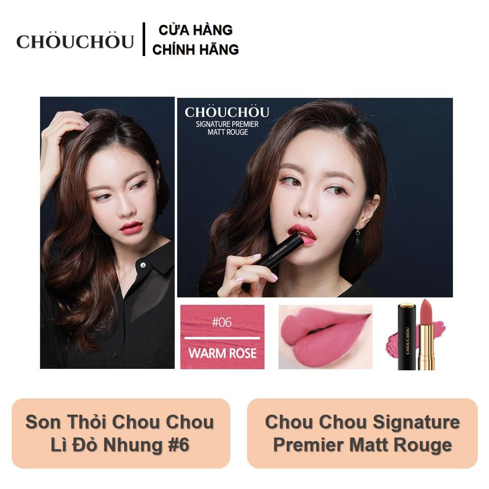 Son Chouchou #6 Warm Rose