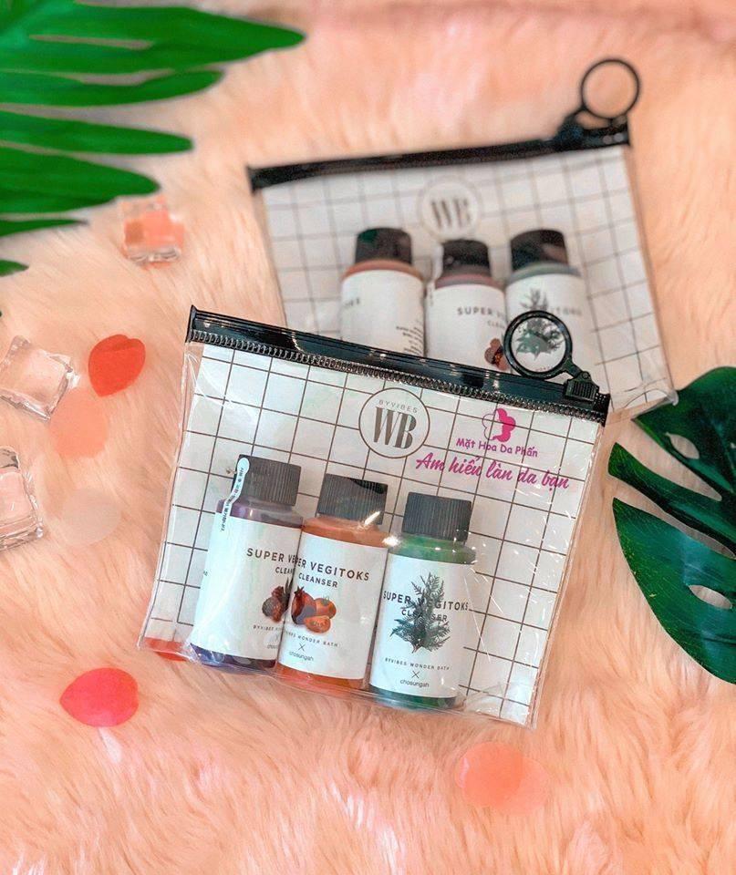 Set Super Vegitoks mini kit  30ml/chai
