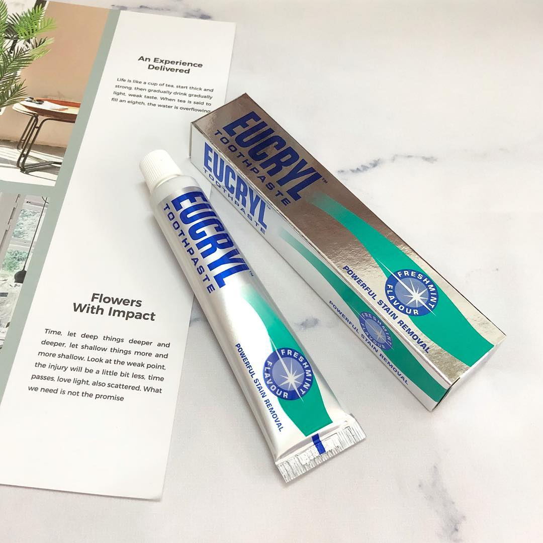 Kem Đánh Răng Eucryl