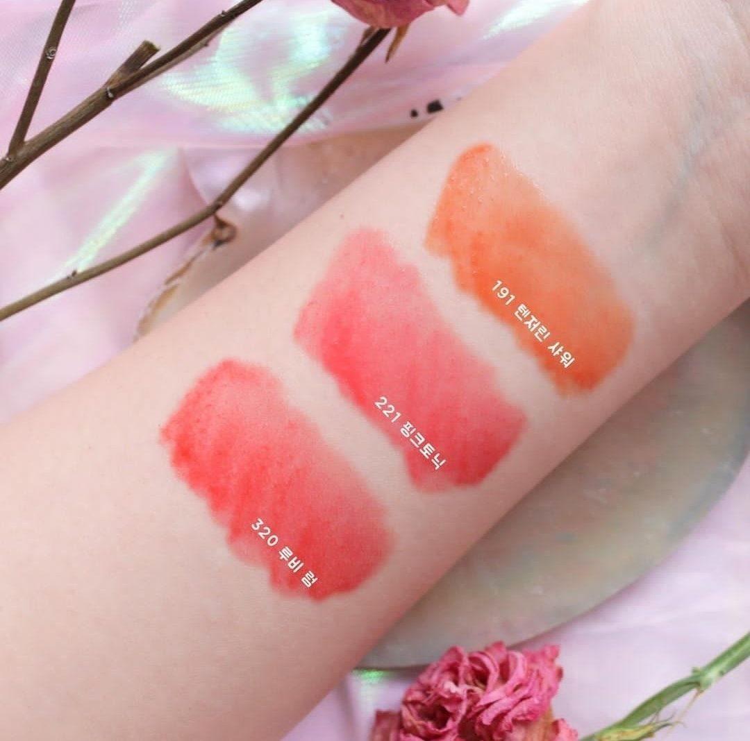Son Kem Hera Sensual Spicy Nude Gloss #221 Pink Tonic
