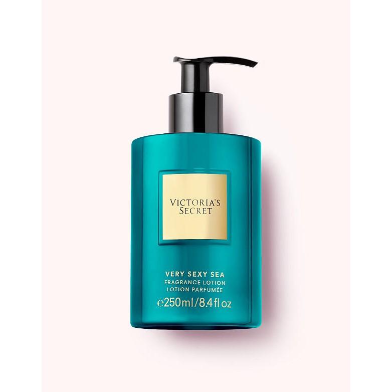 Dưỡng Thể Victoria's Secret Lotion Parfume 250ml #Very Sexy Sea ( Xanh)