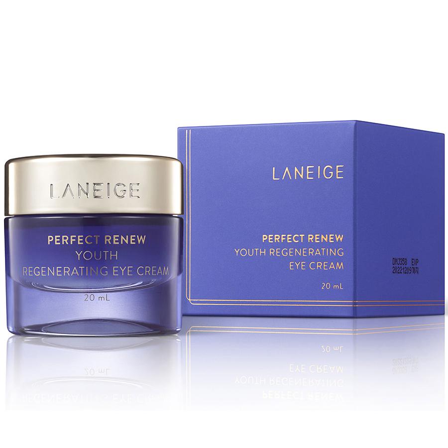 Kem Dưỡng Mắt Chuyên Sâu Laneige Perfect Renew Youth Regenerating Eye Cream 20ml