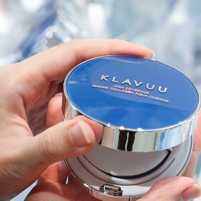 KLAVUU Blue Pearlsation Collagen Cushion 15g #23
