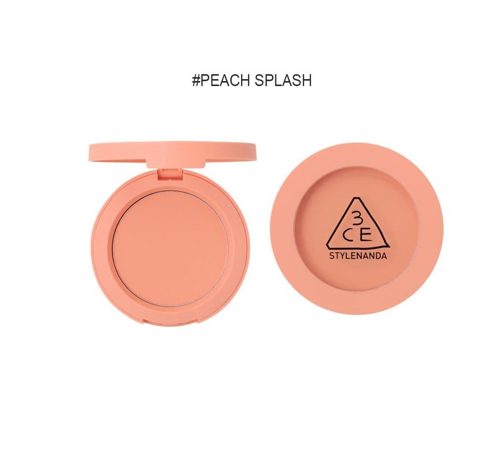 Má Hồng 3CE Face Blush #Peach Splash