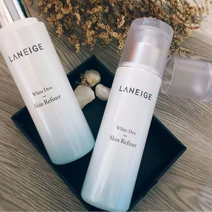 Nước Cân Bằng Laneige White Dew Skin Refiner 120Ml