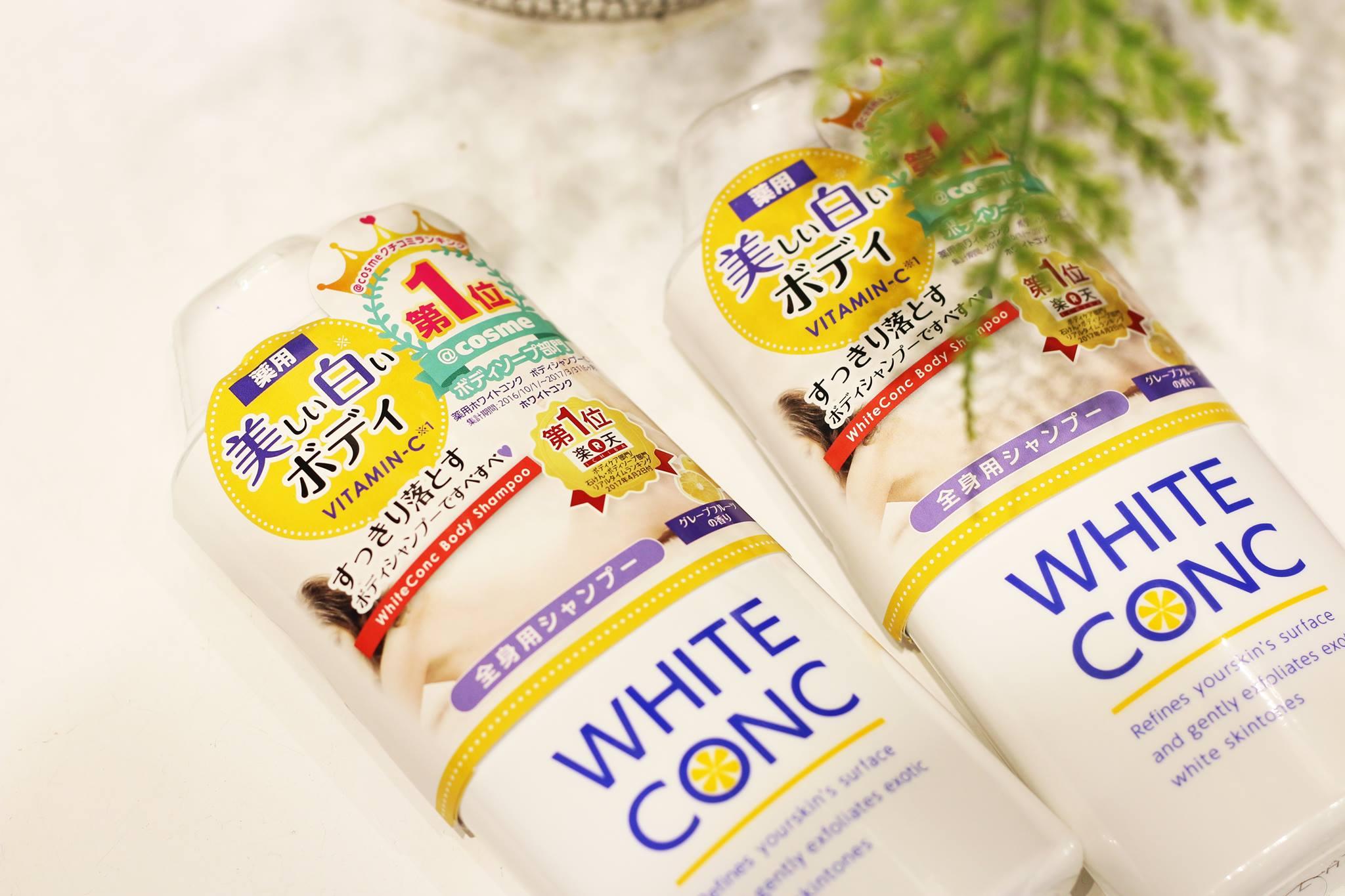 Sữa Tắm White Conc Nhật 360Ml