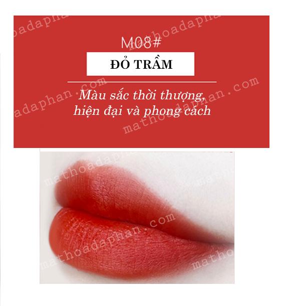 Son Chioture Kiss Matte Lipstick #M08