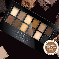 Màu Mắt Maybelline The Nudes Cty