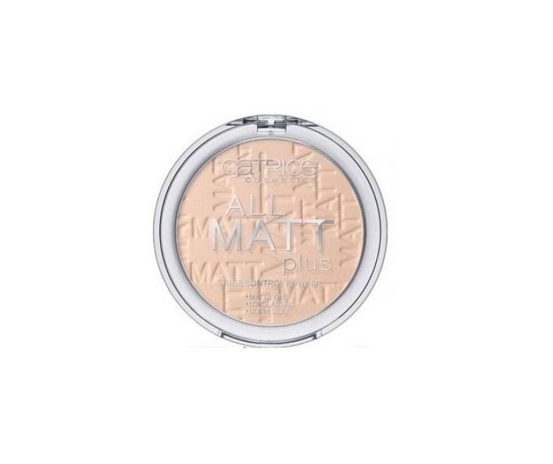 Phấn Phủ Catrice All Matt Plus Shine Control Powder 10G #010 Transparent