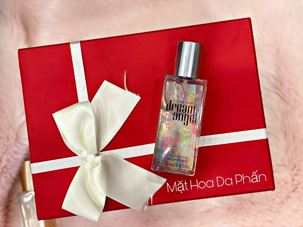 Set 4 chai Victoria Secret Luxury Fragrance Mist (4x75ml)