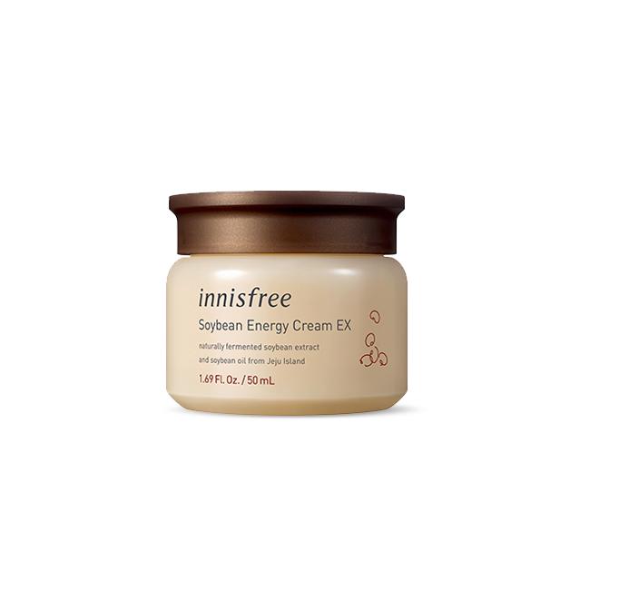 Kem Dưỡng Innisfree Soybean Energy Cream Ex 50ml