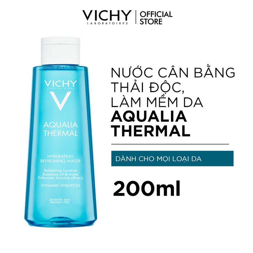 Nước Cân Bằng Vichy Aqualia Thermal Hydrating 200Ml CTY