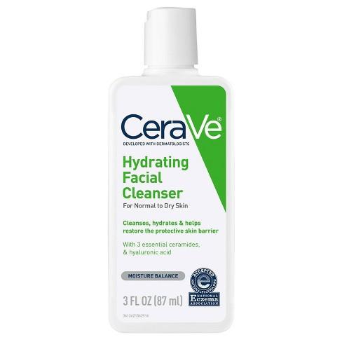 SRM Cerave Foaming Facial Cleanser #Moisture Balance 87ml