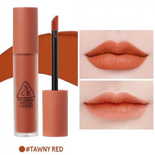 Son Kem 3CE #Tawny Red