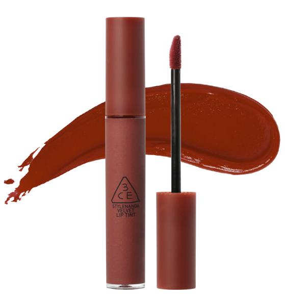 Son 3CE Velvet Lip Tint #Taupe