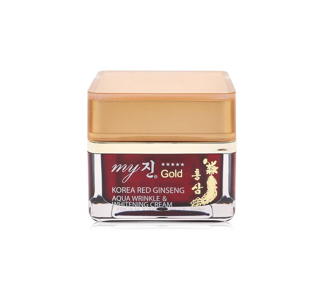 Kem Sâm MY GOLD Korea Red Ginseng White Cream 50ML