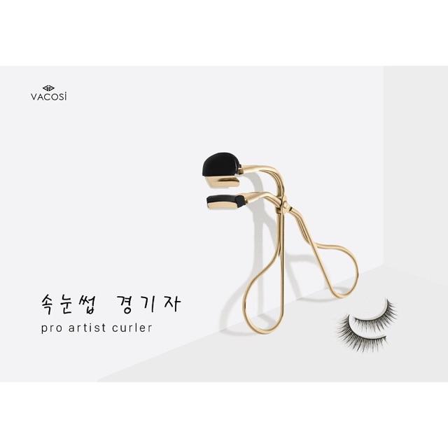 ACC Bấm Mi Vacosi - BM05 Pro Artist (Kẹp Gốc Mi)
