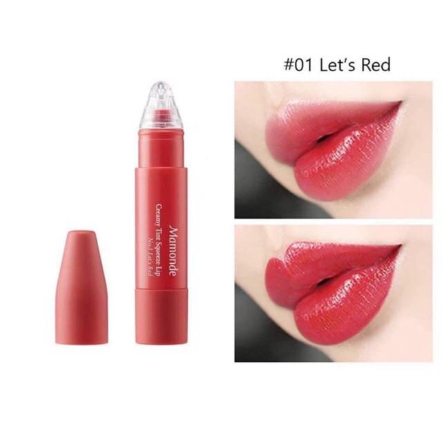 Son Mamonde Creamy Tint Squeeze Lip #01