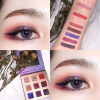 Màu Mắt Focallure 9-Pan Eyeshadow Palette FA-62 #03 Night Elf