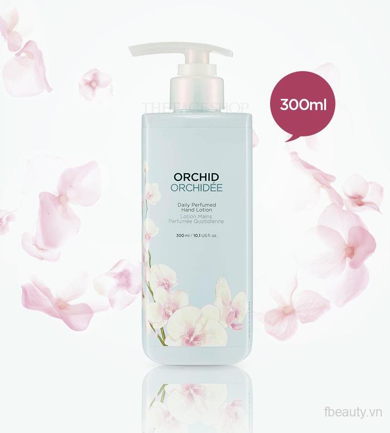 Kem Dưỡng Tay TFS Daily Perfumed Hand Lotion 300ml # Orchid