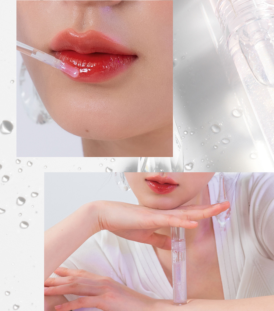 Son Kem Romand Glasting Water Gloss #01 Sanjo Crush