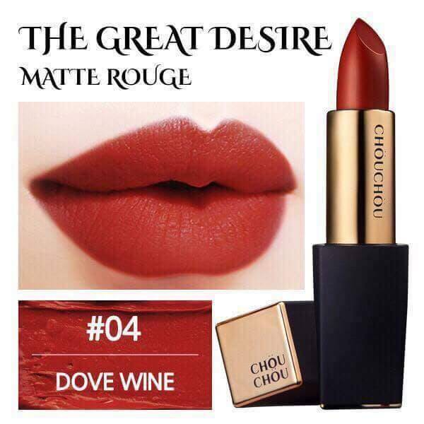 Son Chouchou The Great Destre Matte #04