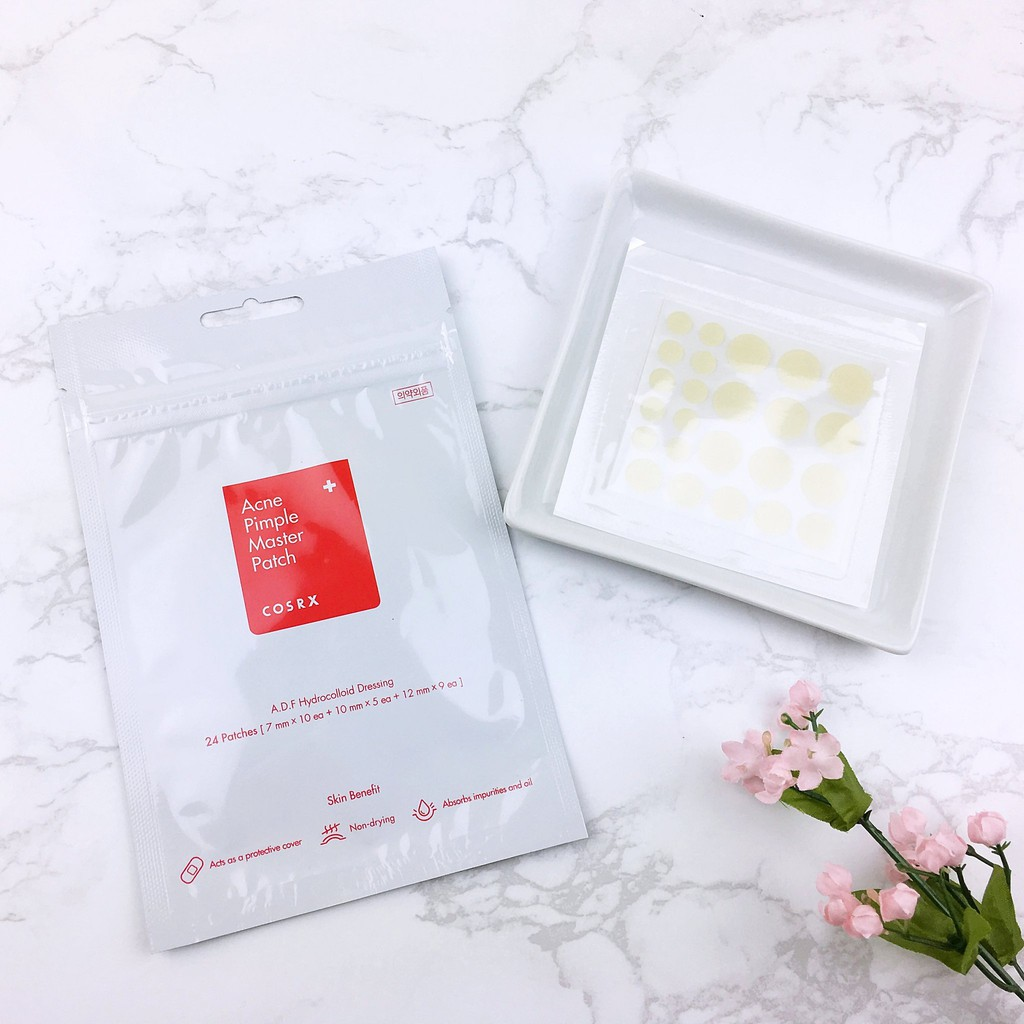 Miếng Dán Mụn Cosrx Ance Pimple Master Patch (24Ea)