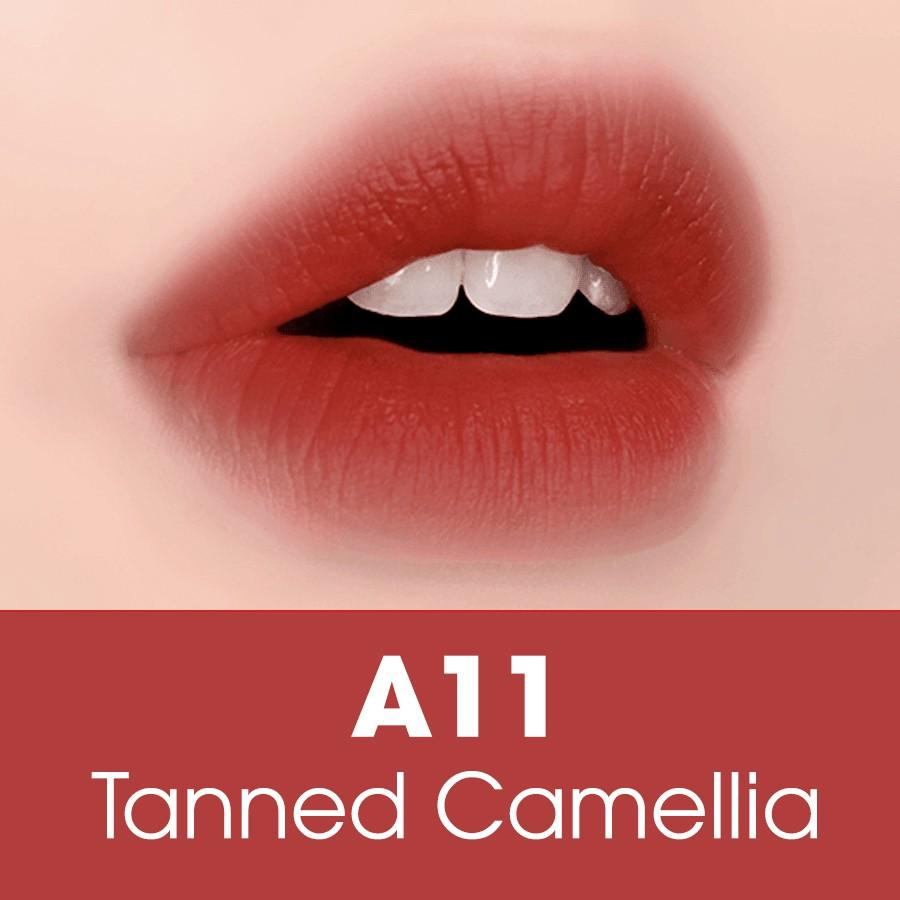 Son Black Rouge Airfit Velvet A11 (Tím)