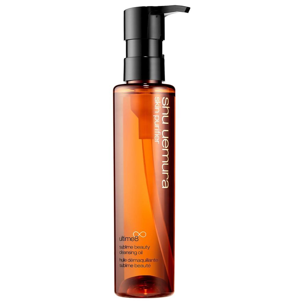 Tẩy Trang Shu Uemura Skin Purifier Ultime8 150Ml