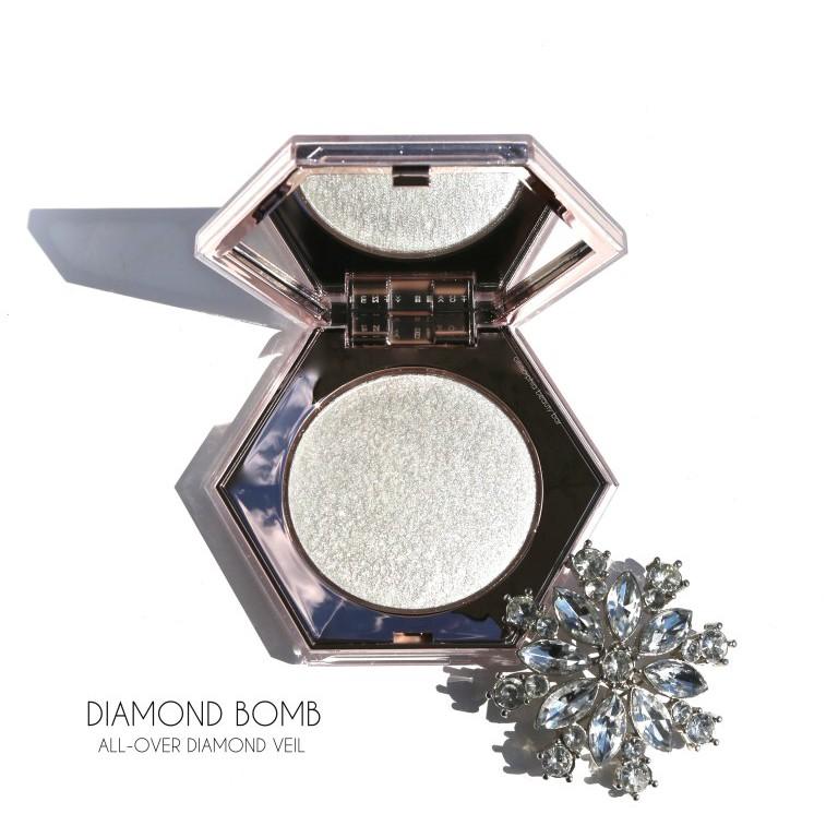 Phấn Bắt Sáng Fenty Beauty By Rihanna Diamond Bomb 8G