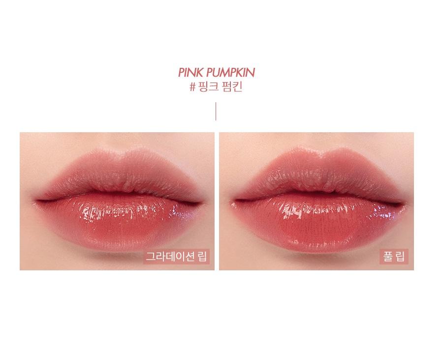Son Romand Juicy Lasting Tint No.11 #Pink Pumpkin