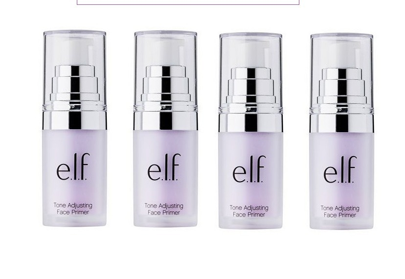 Kem Lót E.L.F Face Primer Tone Adjusting 14ml #Brightening Lavender (Tím)