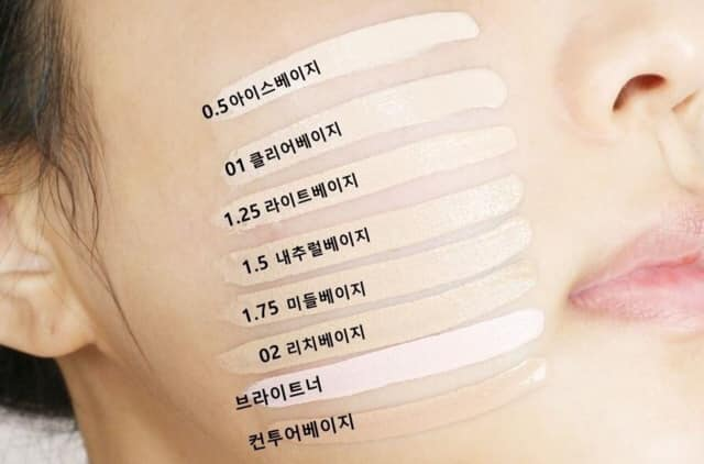 Che Khuyết Điểm The Saem Cover Perfection Tip Concealer 6.5gr #1.75