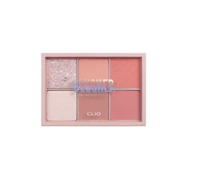 Bảng Má Hồng Clio Pro Blusher Palette Bloom Patel (6 ô)