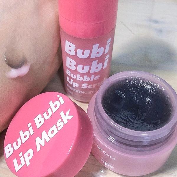 Mặt Nạ Ngủ Môi Bubi Bubi Lip Mask 9g