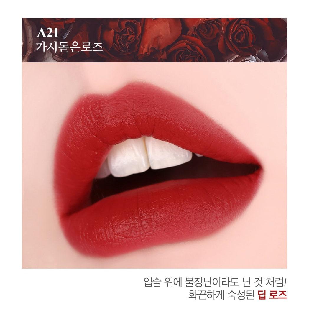 Son Black Rouge Airfit Velvet A21