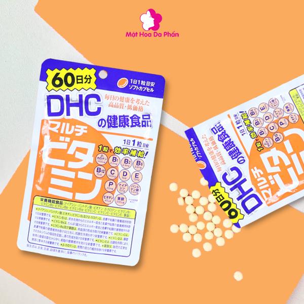 TPCN Viên Uống DHC Vitamin Tổng Hợp 60 Viên