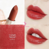 Son MAC Powder Kiss Lipstick #316 Devoted To Chili